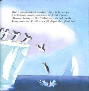 Libro Il pinguino che non voleva tuffarsi Tania Cagnotto , Giovanna Manna 2