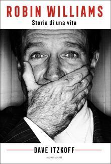 Antondemarirreguera.es Robin Williams. Storia di una vita Image