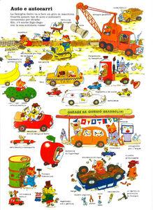 Foto Cover di La piccola grande enciclopedia, Libro di Richard Scarry, edito da Mondadori 1