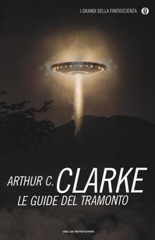 Le guide del tramonto - Arthur C. Clarke - copertina