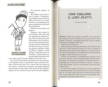Foto Cover di A noi due, prof, Libro di Bianca Chiabrando, edito da Mondadori 4
