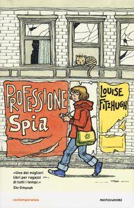 Libro Professione spia Louise Fitzhugh