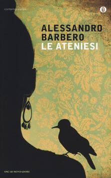 Le ateniesi - Alessandro Barbero - copertina