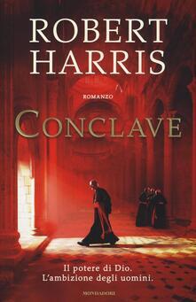 Conclave - Robert Harris - copertina
