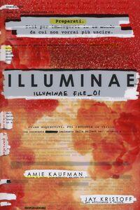Libro Illuminae Amie Kaufman , Jay Kristoff
