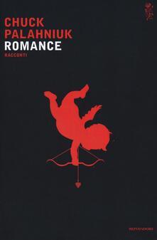 Romance - Chuck Palahniuk - copertina