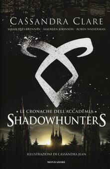 Parcoarenas.it Le cronache dell'Accademia Shadowhunters Image
