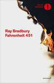 Libro Fahrenheit 451 Ray Bradbury