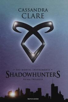 Winniearcher.com The mortal instruments. Shadowhunters. Prima trilogia: Città di ossa-Città di cenere-Città di vetro Image