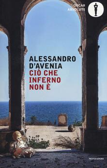 Ciò che inferno non è - Alessandro D'Avenia - copertina