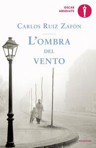 Libro L' ombra del vento Carlos Ruiz Zafón