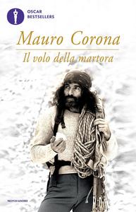 Libro Il volo della martora Mauro Corona