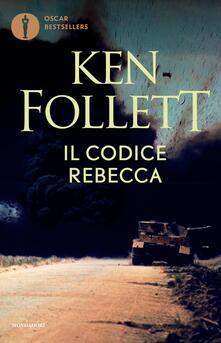 Il codice Rebecca - Ken Follett - copertina
