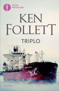 Foto Cover di Triplo, Libro di Ken Follett, edito da Mondadori