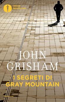 I segreti di Gray Mountain - John Grisham - copertina