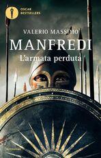 Libro L' armata perduta Valerio Massimo Manfredi