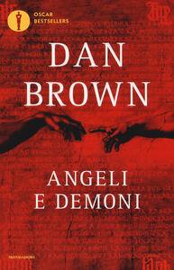 Foto Cover di Angeli e demoni, Libro di Dan Brown, edito da Mondadori