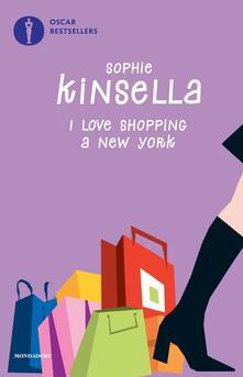 I love shopping a New York - Sophie Kinsella - copertina
