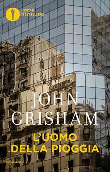 L' uomo della pioggia - John Grisham - copertina