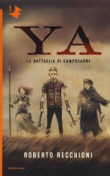 Squillogame.it La battaglia di Campocarne. YA Image