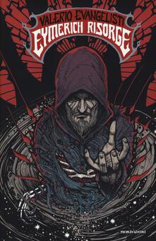 Eymerich risorge - Valerio Evangelisti - copertina