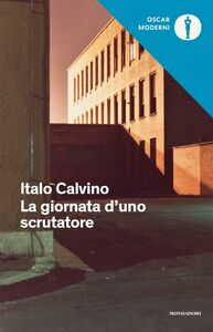 Foto Cover di La giornata d'uno scrutatore, Libro di Italo Calvino, edito da Mondadori