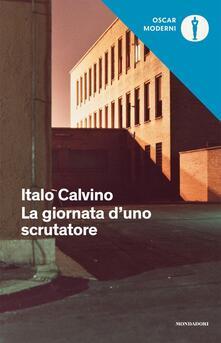 La giornata d'uno scrutatore - Italo Calvino - copertina