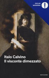 Libro Il visconte dimezzato Italo Calvino