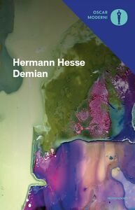 Foto Cover di Demian, Libro di Hermann Hesse, edito da Mondadori