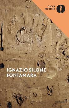 Fontamara - Ignazio Silone - copertina
