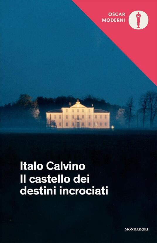 Il castello dei destini incrociati - Italo Calvino - copertina