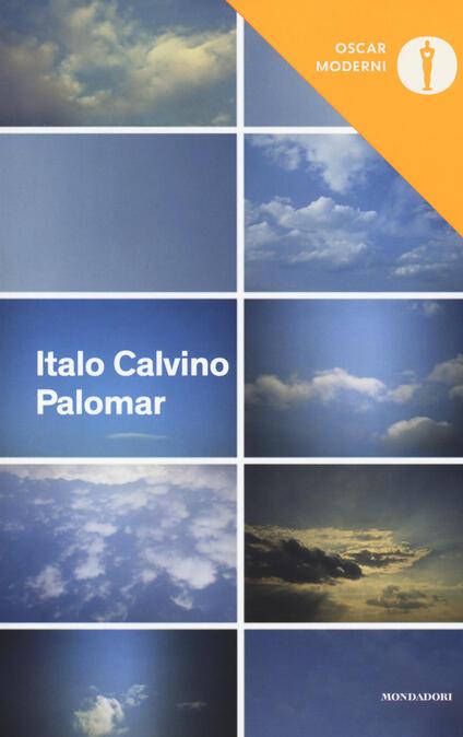 Palomar - Italo Calvino - copertina