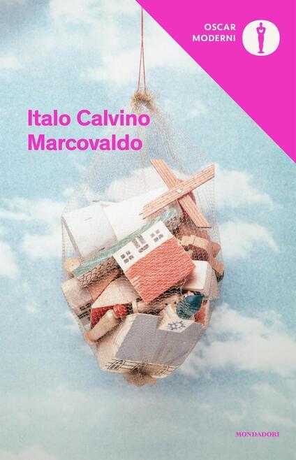 Marcovaldo ovvero Le stagioni in città - Italo Calvino - copertina