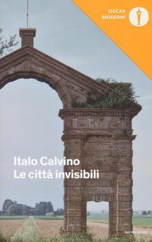 Le città invisibili - Italo Calvino - copertina