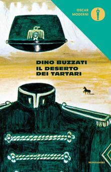 Il deserto dei tartari - Dino Buzzati - copertina