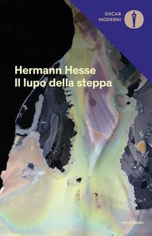 Il lupo della steppa - Hermann Hesse - copertina