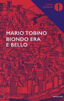 Biondo era e bello - Mario Tobino - copertina