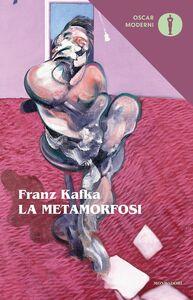 Libro La metamorfosi Franz Kafka