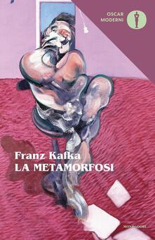 La metamorfosi - Franz Kafka - copertina