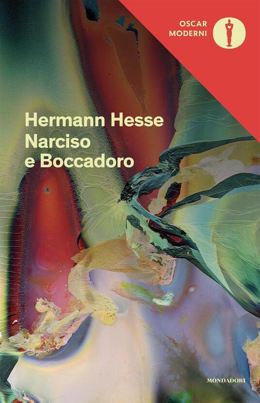Narciso e Boccadoro - Hermann Hesse - copertina