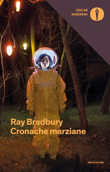 Cronache marziane - Ray Bradbury - copertina