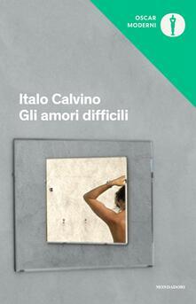 Gli amori difficili - Italo Calvino - copertina