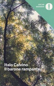 Foto Cover di Il barone rampante, Libro di Italo Calvino, edito da Mondadori