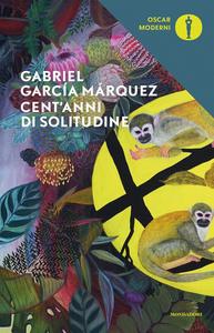 Libro Cent'anni di solitudine Gabriel García Marquez