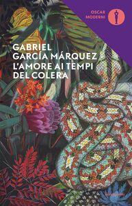 Foto Cover di L' amore ai tempi del colera, Libro di Gabriel García Márquez, edito da Mondadori