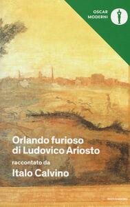Libro «Orlando furioso» di Ludovico Ariosto Italo Calvino