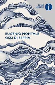Libro Ossi di seppia Eugenio Montale