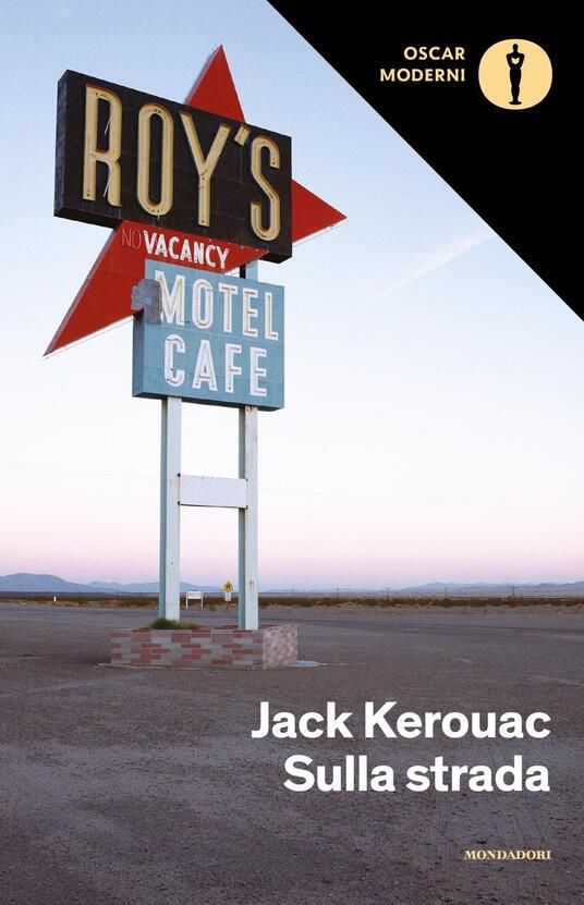 Sulla strada - Jack Kerouac - copertina