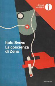 Foto Cover di La coscienza di Zeno, Libro di Italo Svevo, edito da Mondadori