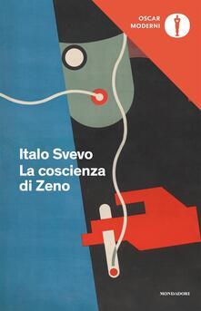 La coscienza di Zeno - Italo Svevo - copertina